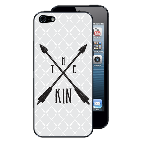 Pattern Logo Phone Skin