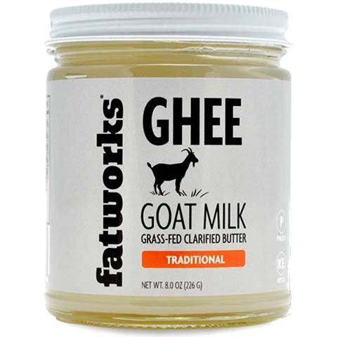 Grass Fed Goat Milk Ghee