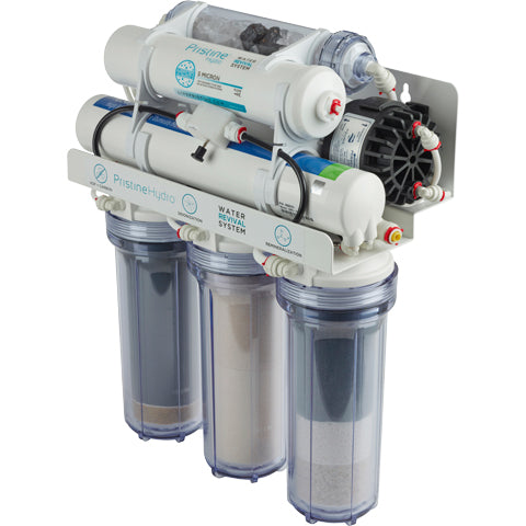 Water Revival System ® - Under-Counter (WRS-UC4)