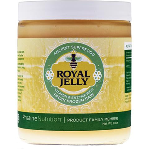 Fresh Frozen Enzyme Active Royal Jelly