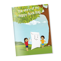 Happy Book Bag™: Alternate View #3