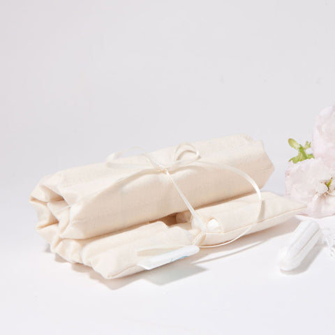 The Change to Green Organic Tampon Wrap Kit