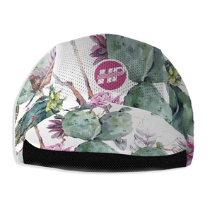 Botanical Cycling Cap