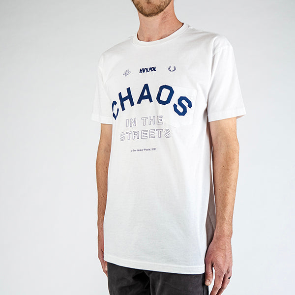 Chaos T-Shirt White