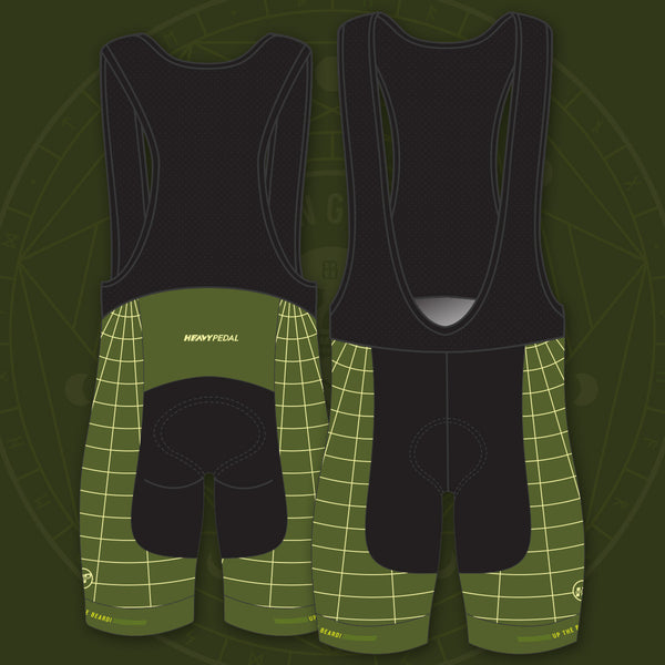 BurningBeard Mens Bib Pre-Sale
