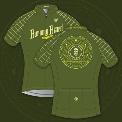 BurningBeard Mens Jersey Pre-Sale