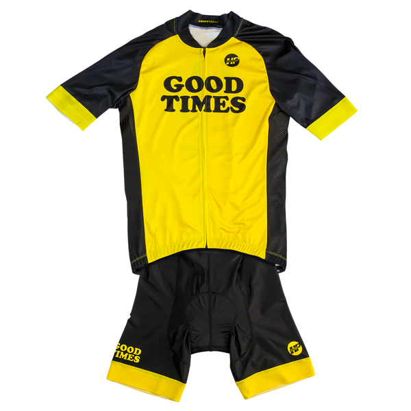 GoodTimes Men's Bib