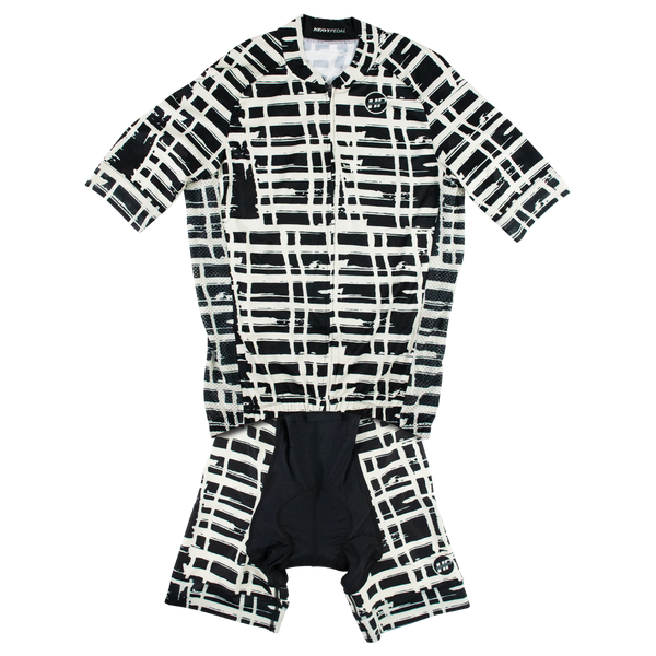 Grid Men's Bib