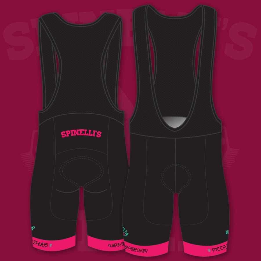 Spinelli'sPizza Women's Bib Pre-Sale