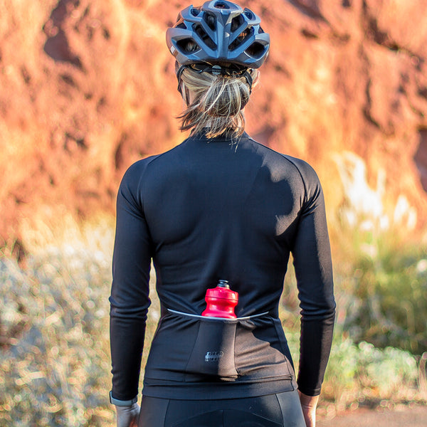 Blackout Women's Long Sleeve Jersey