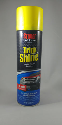 Trim Shine - Vinyl & Plastic Coating