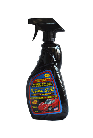 Perma Seal Minutewax High Gloss Detail Spray Pocono