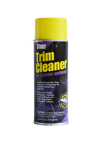 Trim Cleaner for Interior Surfaces