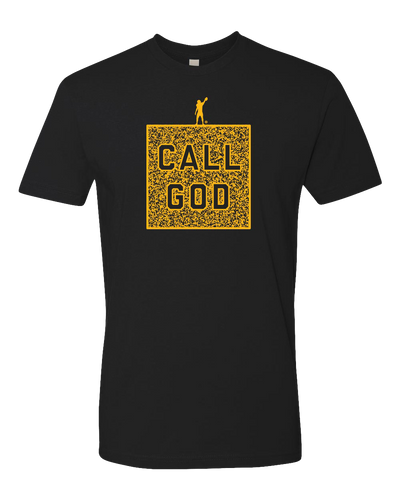 Call God Tee [Black]