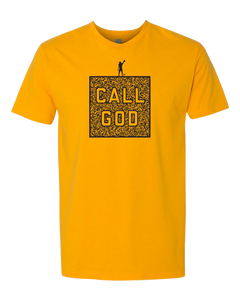 Call God Tee [Yellow]