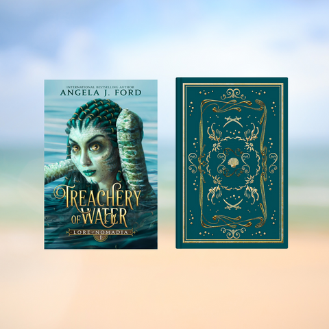 Treachery of Water Paperback and Hardcover