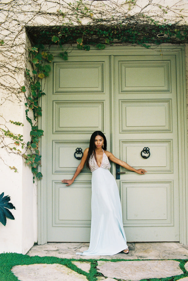 THE LURELLY ROSEUM GOWN!