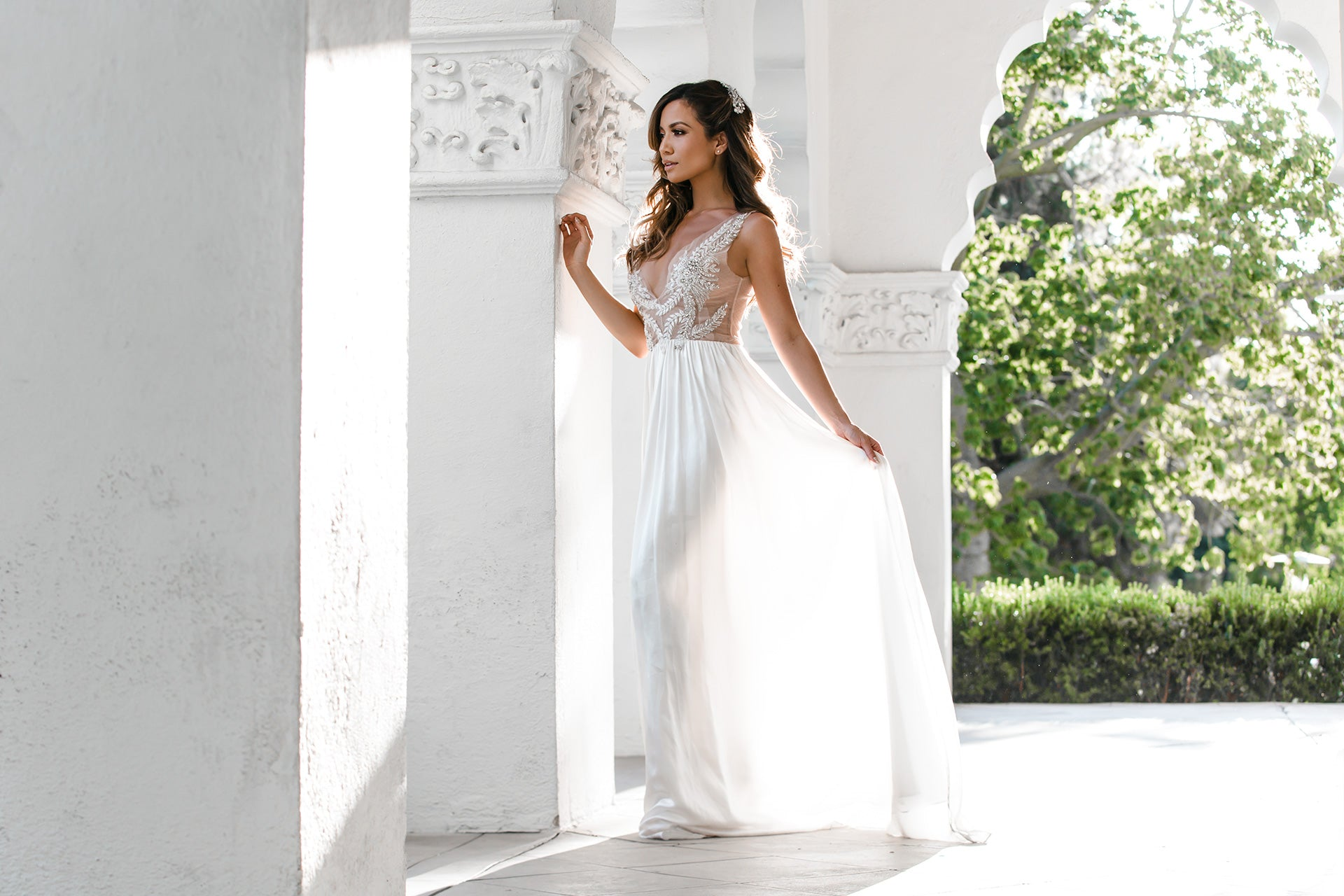 BRIDE TO BE JESSIE MALAY IN LURELLY – Lurelly