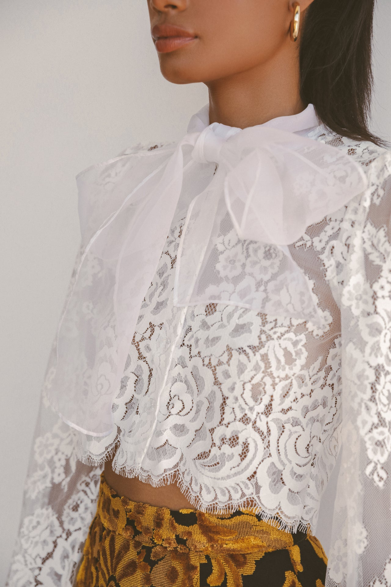 GRACE LACE BLOUSE (LIMITED EDITION) - Lurelly
