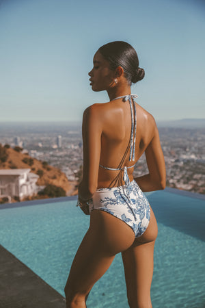 BLUME HIGHWAISTED BIKINI Thumbnail - Lurelly