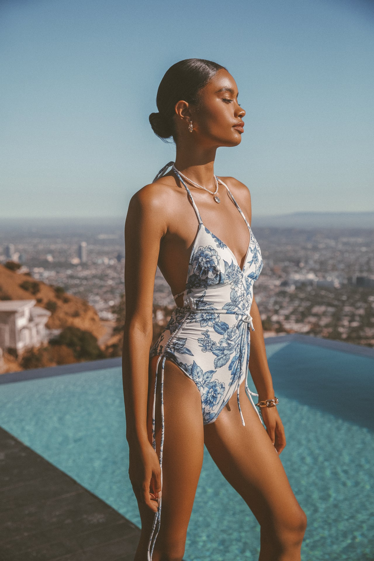 BLUME ONE PIECE SWIM - Lurelly