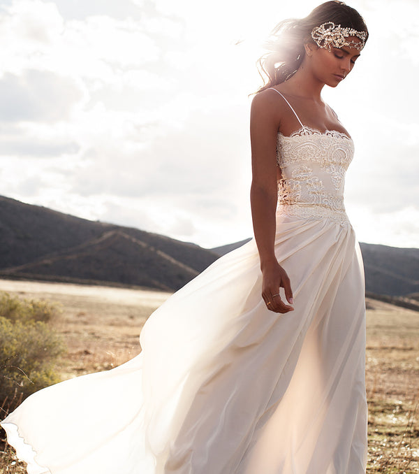 MARI BRIDAL GOWN - Lurelly
