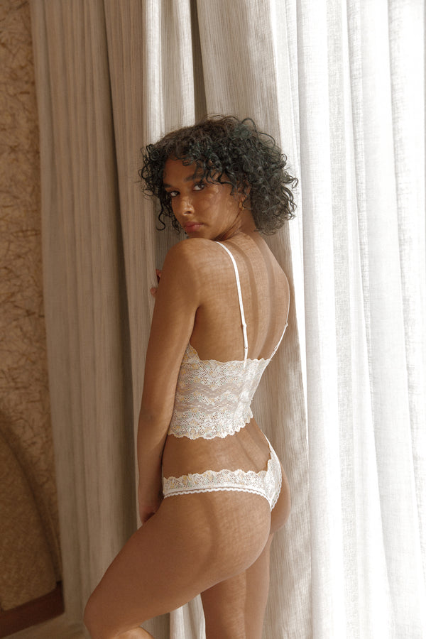 NILE LACE PANTIES - Lurelly