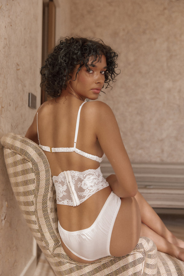 CLEO LACE GARTER - Lurelly