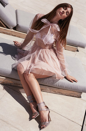 PARIS TULLE DRESS Thumbnail - Lurelly