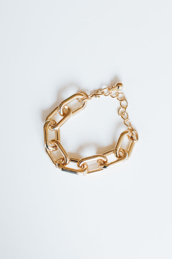 ELLA CHAIN BRACELET - Lurelly