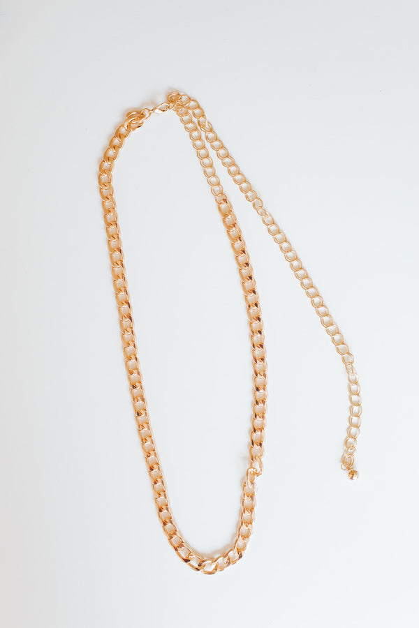 BECCA CHAIN BELT - Lurelly