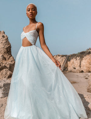 LILIA TULLE GOWN Thumbnail - Lurelly