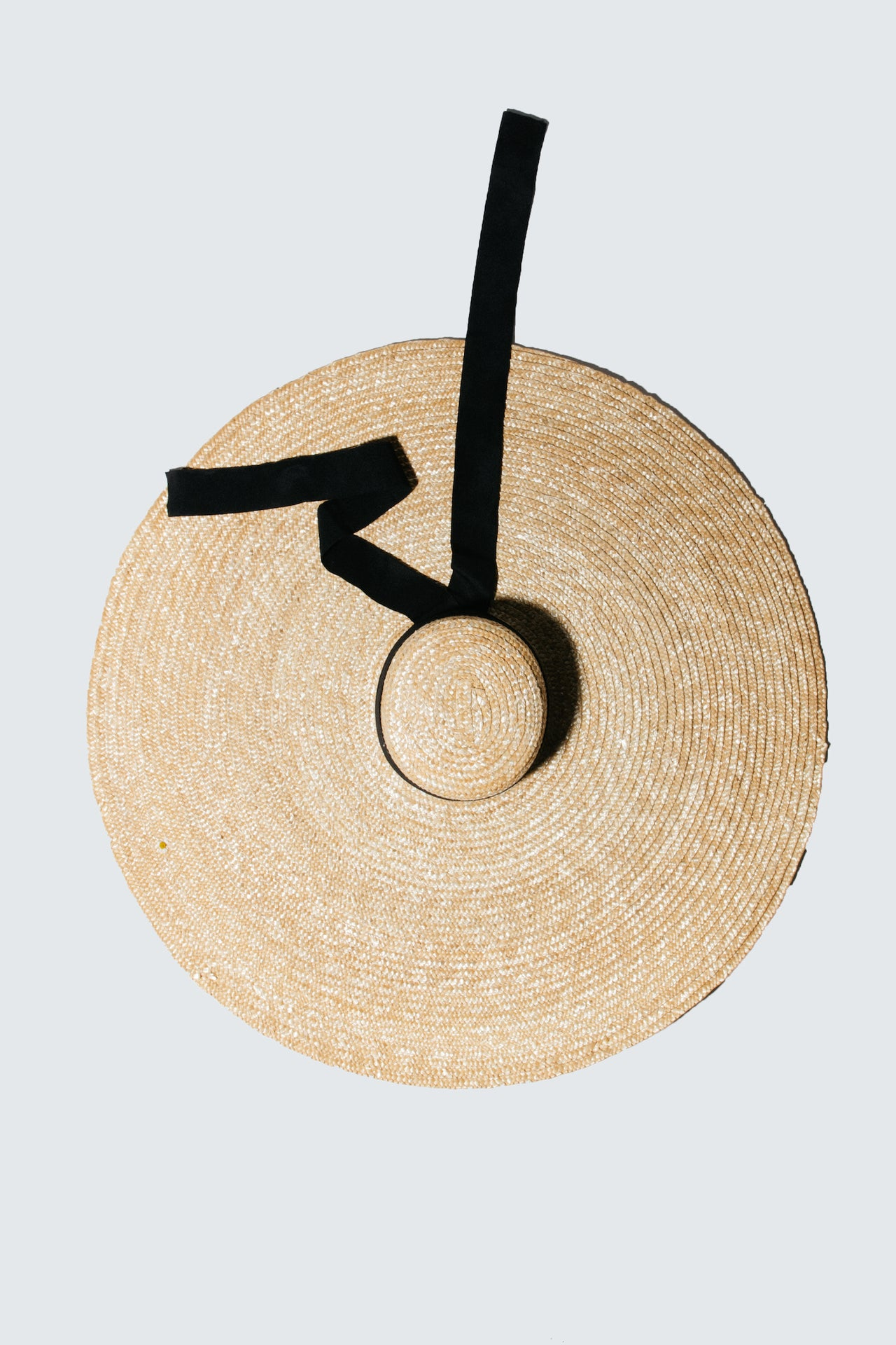 LURELLY OVERSIZED STRAW HAT - Lurelly