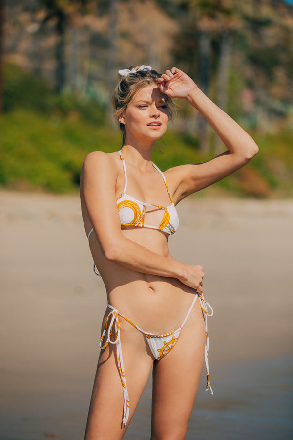 JULIET HALTERED SWIM - Lurelly