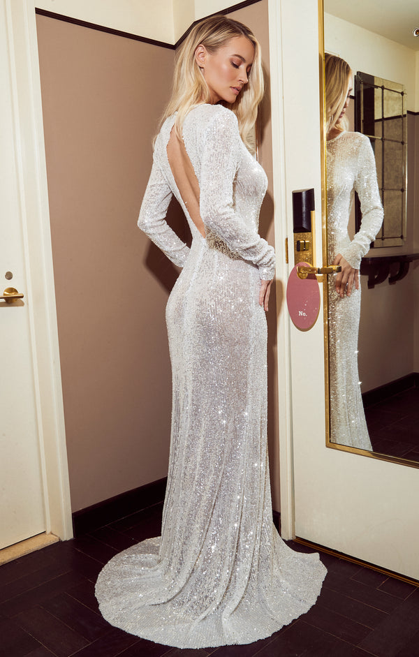SHIMMER GOWN - Lurelly