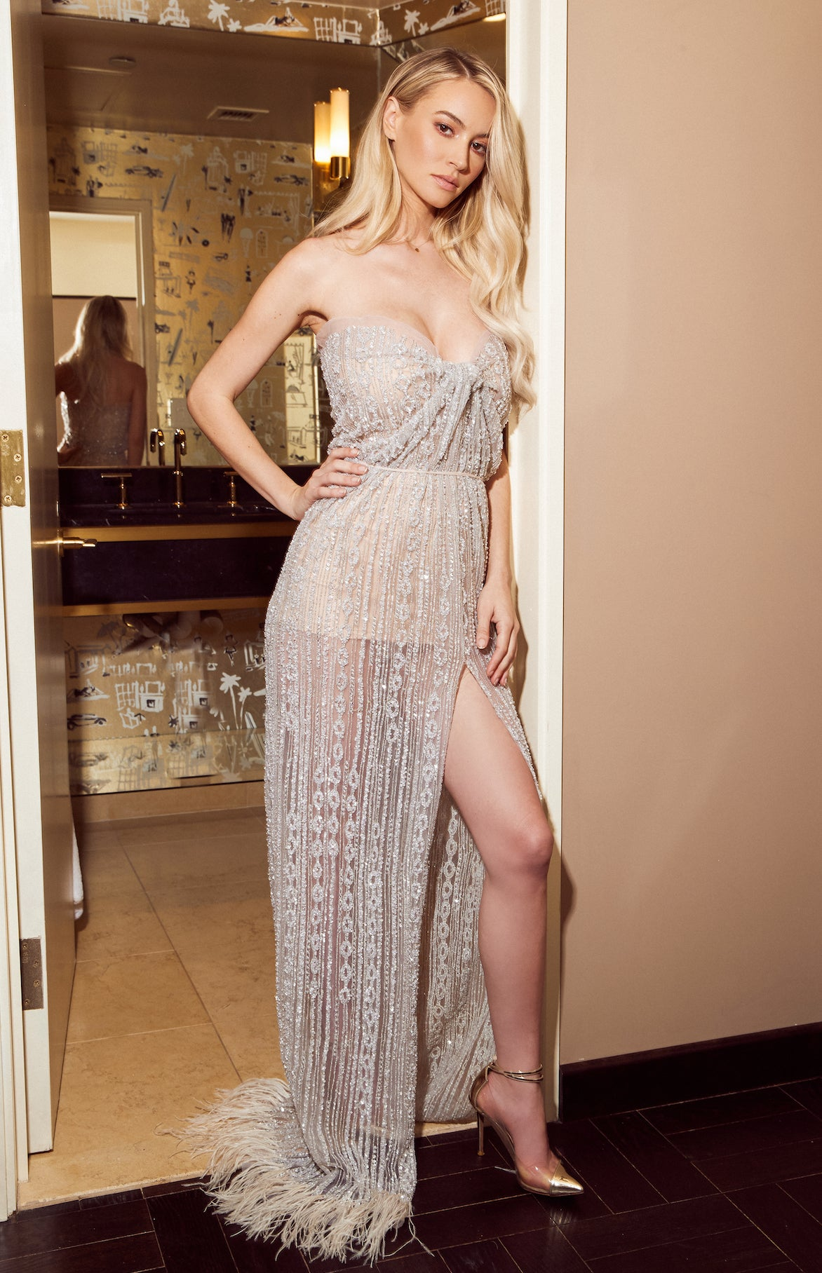 GATSBY GOWN - Lurelly