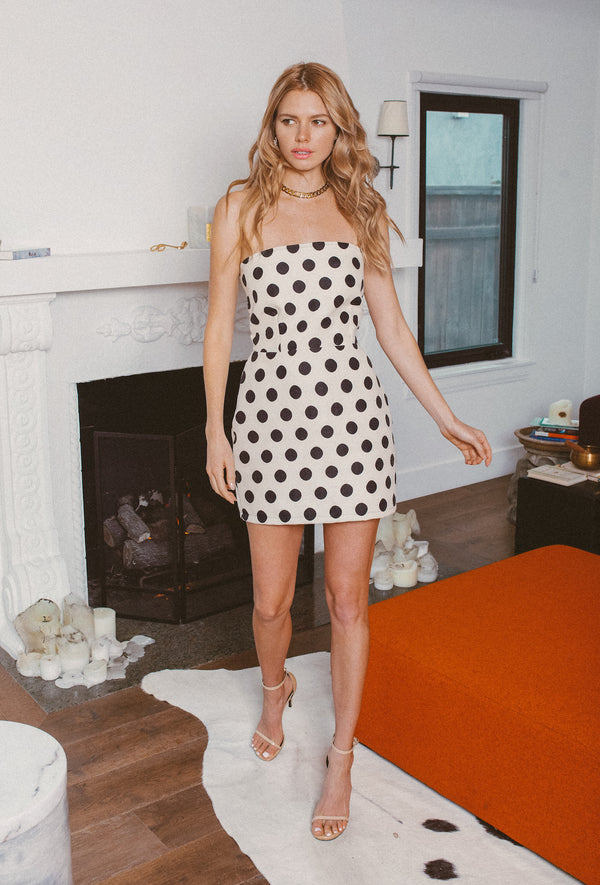 POLKA DOT DRESS - Lurelly
