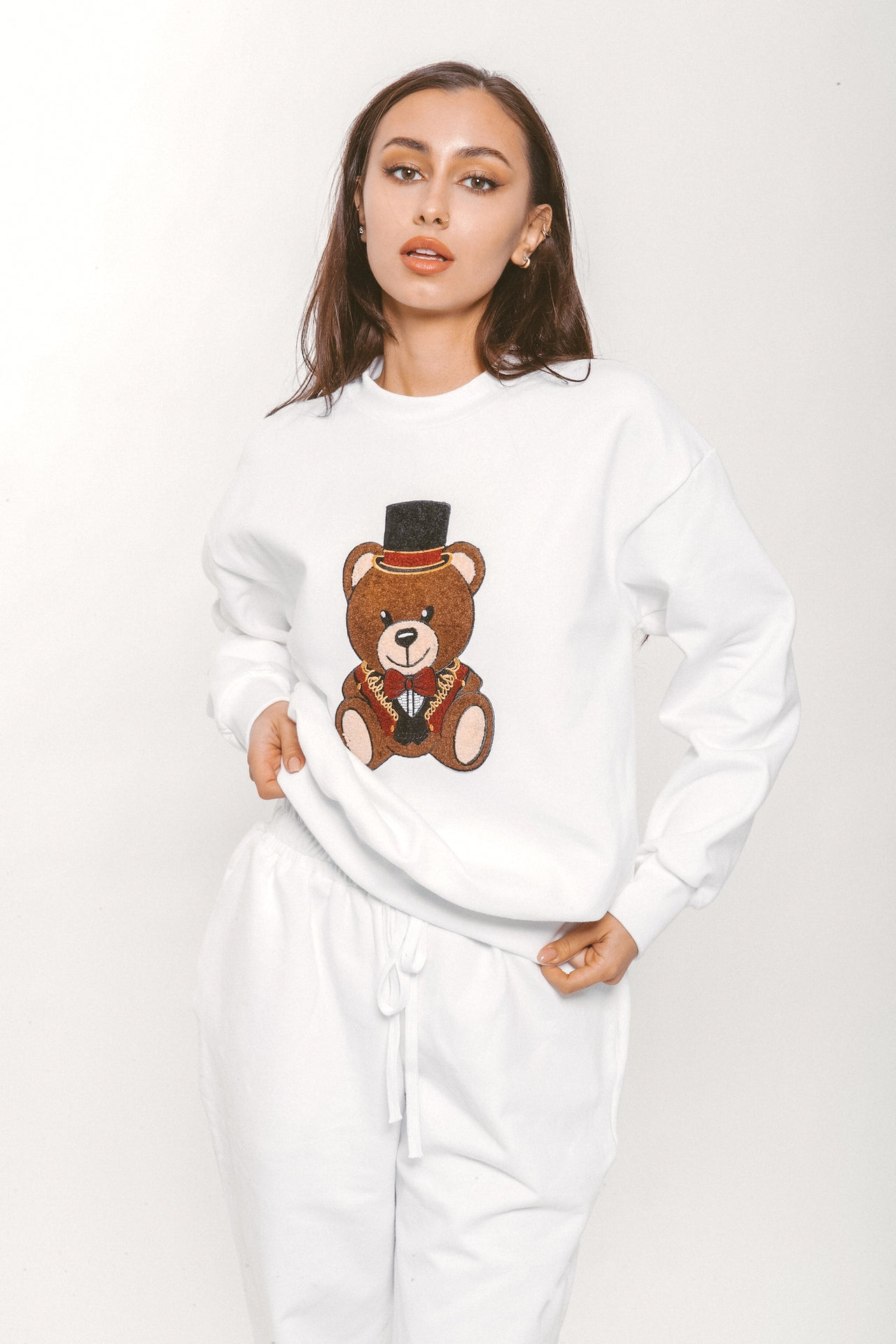 TEDDY SWEATER - Lurelly
