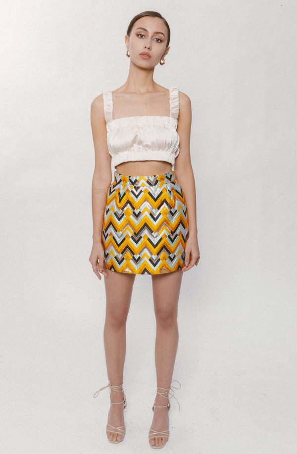 AZTEC SKIRT - Lurelly