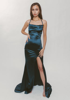 LIRA JEWELED GOWN Thumbnail - Lurelly