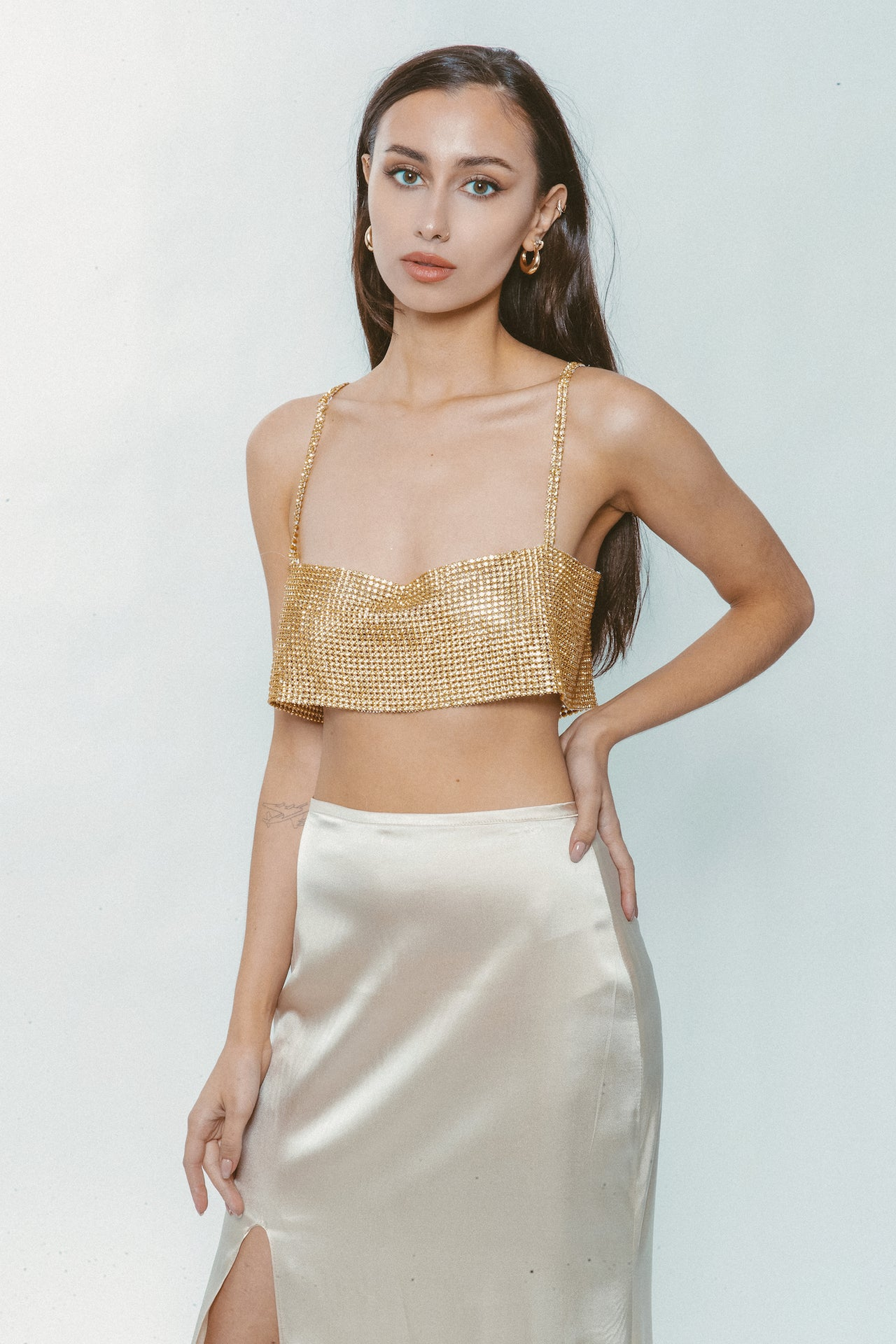 JEWELED TOP - Lurelly