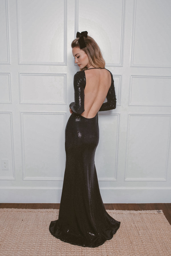 LUXE MONACO GOWN - Lurelly
