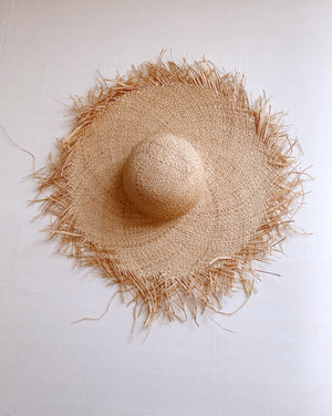 SIERRA STRAW HAT SALE Thumbnail - Lurelly