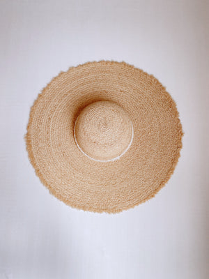 ROSE STRAW HAT SALE Thumbnail - Lurelly