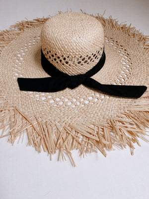LILY STRAW HAT SALE Thumbnail - Lurelly