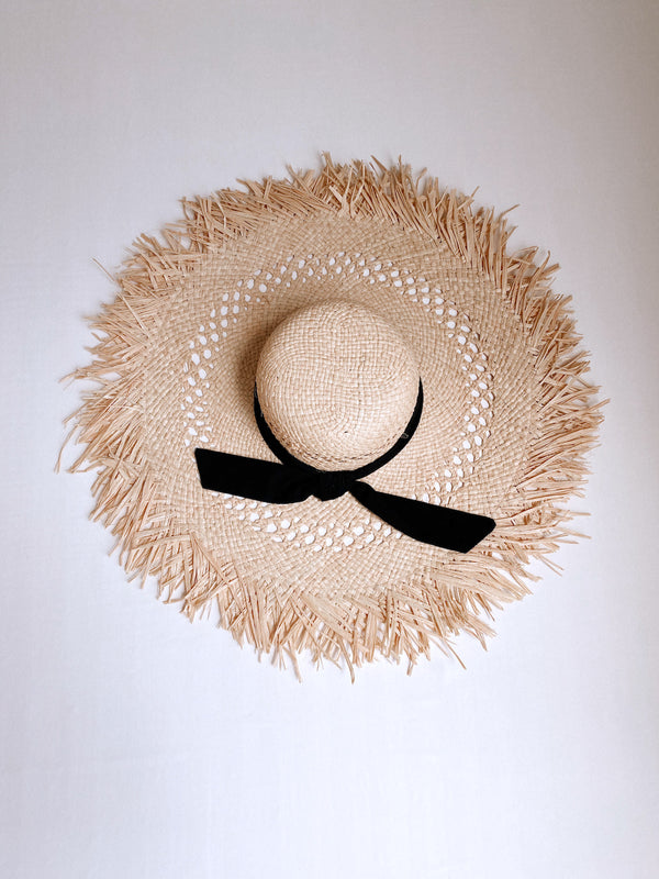 LILY STRAW HAT SALE - Lurelly