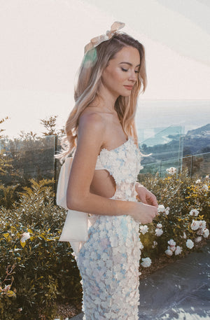 PROVENCE FLORAL DRESS Thumbnail - Lurelly