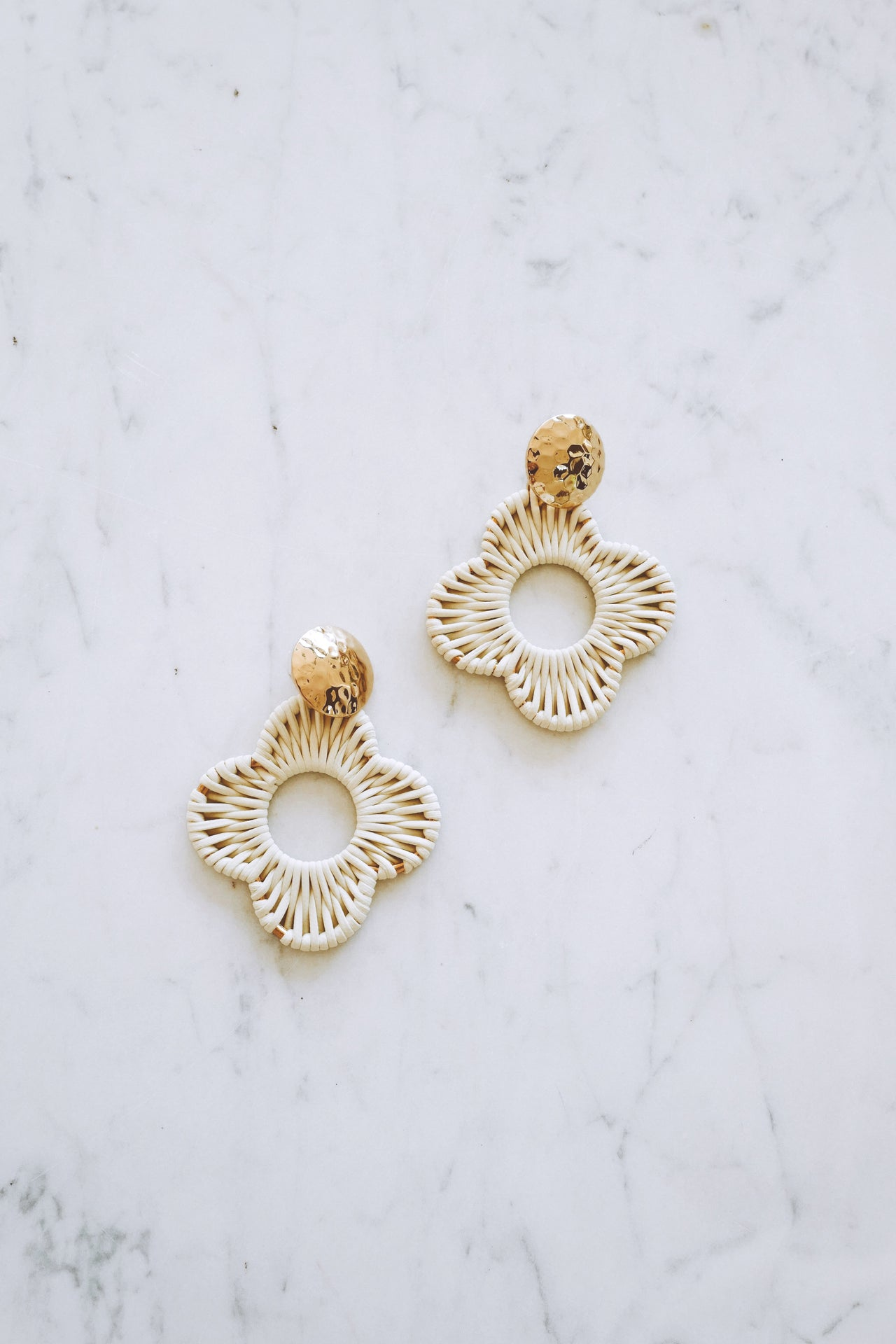 DAISY DROP EARRINGS - Lurelly