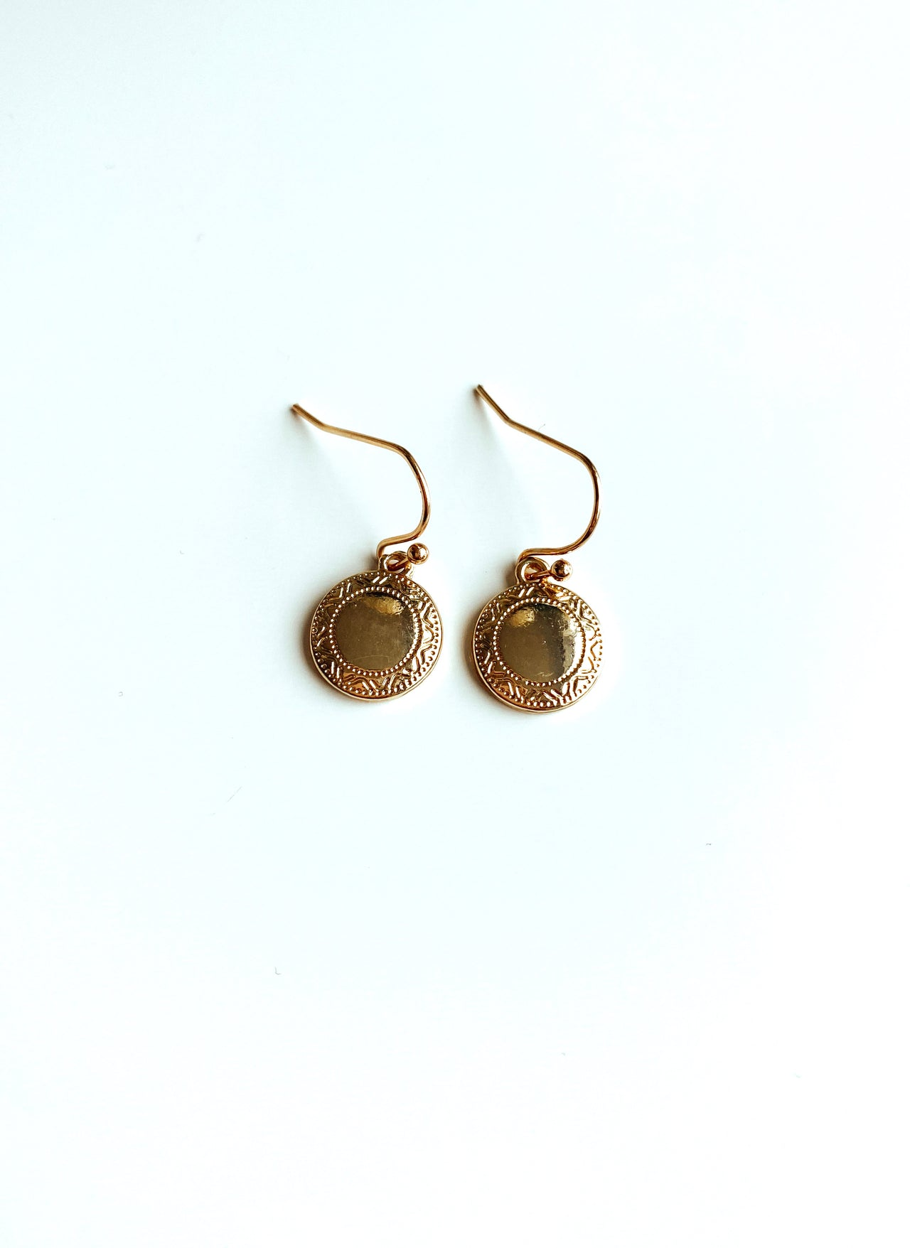 PARADISE LOCKET EARRINGS - Lurelly