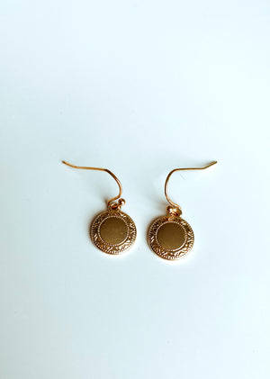 PARADISE LOCKET EARRINGS Thumbnail - Lurelly